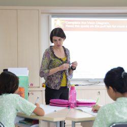 sms semarang classroom