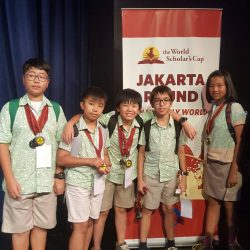 Semarang Multinational School - Scholar's cup delegates 2017