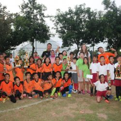 SMS cup Semarang Multinational School Cup 2017