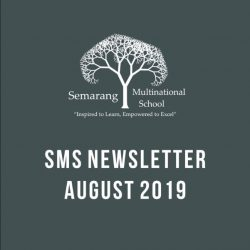 Newsletter August 2019 cover